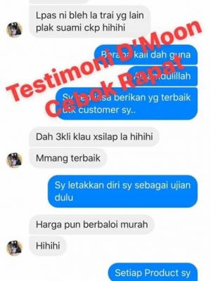 Testimoni Dmoon Beauty 2