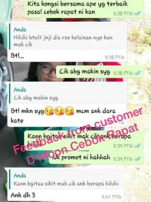 Testimoni Dmoon Beauty 20