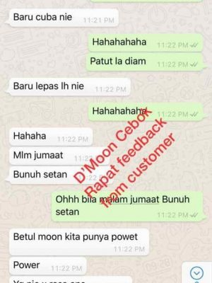 Testimoni Dmoon Beauty 27