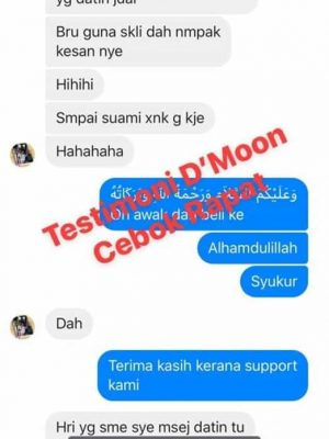 Testimoni Dmoon Beauty 3