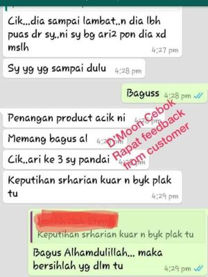 Testimoni Dmoon Beauty 34