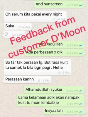 Testimoni Dmoon Beauty 37