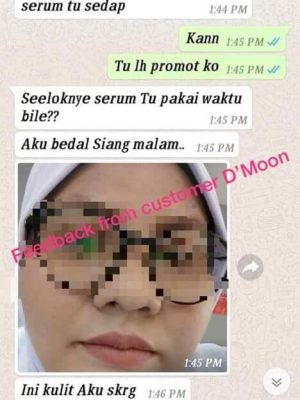Testimoni Dmoon Beauty 39