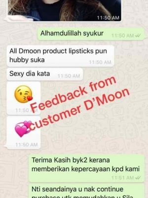 Testimoni Dmoon Beauty 41