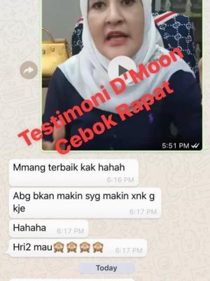 Testimoni Dmoon Beauty 5