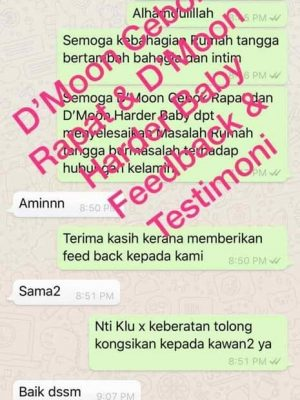 Testimoni Dmoon Beauty 8